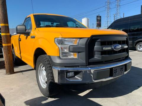 2016 Ford F-150 for sale at Best Buy Quality Cars in Bellflower CA
