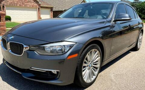 2013 BMW 3 Series for sale at Automay Car Sales in Oklahoma City OK