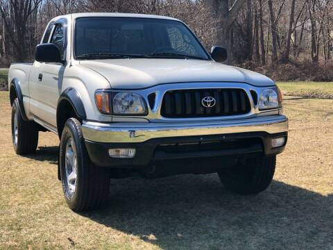 2003 Toyota Tacoma for sale at Choice Motor Car in Plainville CT