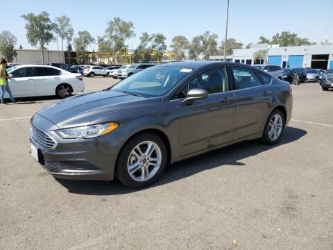 2018 Ford Fusion for sale at A.I. Monroe Auto Sales in Bountiful UT