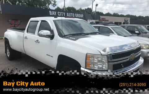 2011 Chevrolet Silverado 3500HD for sale at Bay City Auto's in Mobile AL