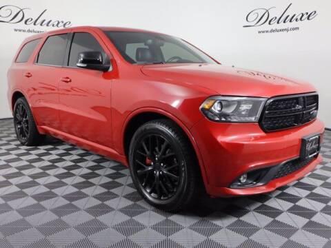 2016 Dodge Durango for sale at DeluxeNJ.com in Linden NJ