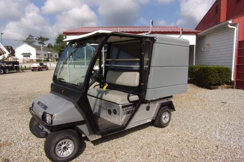 2014 Club Car Carryall with  Cargo Box for sale at Area 31 Golf Carts - Gas Utility Carts in Acme PA