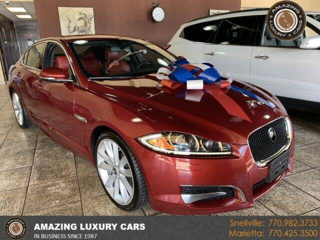 2013 Jaguar XF for sale at Amazing Luxury Cars in Snellville GA