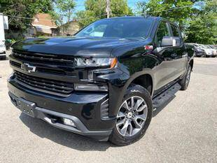 2020 Chevrolet Silverado 1500 for sale at Rockland Automall - Rockland Motors in West Nyack NY
