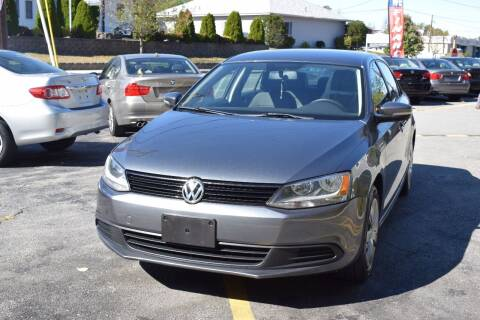 2011 Volkswagen Jetta for sale at Platinum Auto Sales in Leominster MA