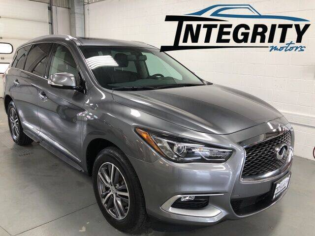 2016 Infiniti QX60 for sale at Integrity Motors, Inc. in Fond Du Lac WI