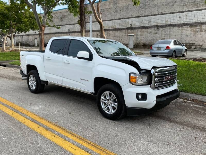 2019 GMC Canyon for sale at My Car Inc in Pls. Call 305-220-0000 FL