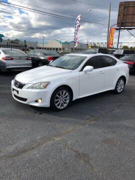 2007 Lexus IS 250 for sale at US 24 Auto Group in Redford MI
