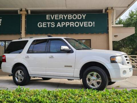 2012 Ford Expedition for sale at Dunn-Rite Auto Group in Longwood FL