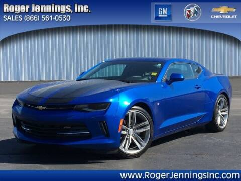2017 Chevrolet Camaro for sale at ROGER JENNINGS INC in Hillsboro IL