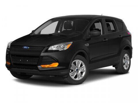 2014 Ford Escape for sale at SCOTT EVANS CHRYSLER DODGE in Carrollton GA