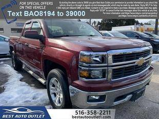 2015 Chevrolet Silverado 1500 for sale at Best Auto Outlet in Floral Park NY