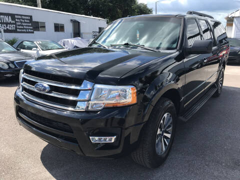 2016 Ford Expedition EL for sale at Cartina in Tampa FL