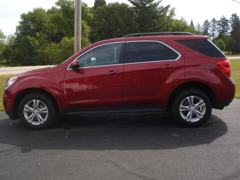 2015 Chevrolet Equinox for sale at Fox River Auto Sales in Princeton WI