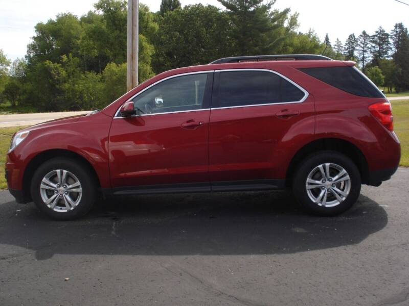 2015 Chevrolet Equinox for sale at Fox River Auto Sales in Princeton WI