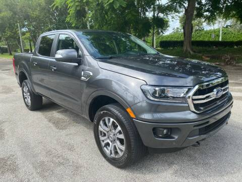 2020 Ford Ranger for sale at DELRAY AUTO MALL in Delray Beach FL