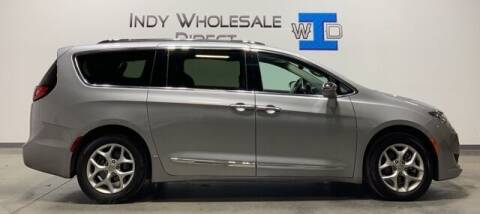 2019 Chrysler Pacifica for sale at Indy Wholesale Direct in Carmel IN