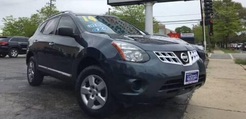 2014 Nissan Rogue Select for sale at Gonzalez Auto Sales in Joliet IL
