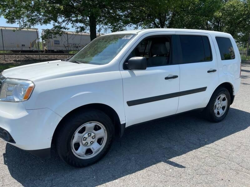 2014 Honda Pilot for sale at Bluesky Auto in Bound Brook NJ