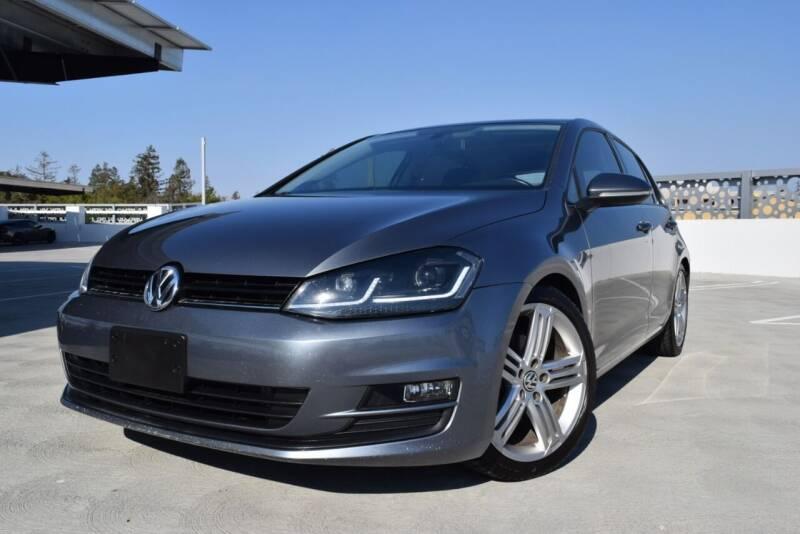 2015 Volkswagen Golf for sale at Dino Motors in San Jose CA