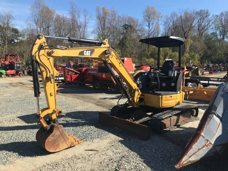 2008 Caterpillar 303-5 for sale at Vehicle Network - Joe's Tractor Sales in Thomasville NC