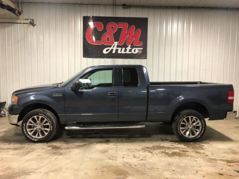 2006 Ford F-150 for sale at C&M Auto in Worthing SD