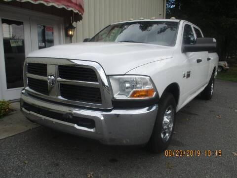 2011 RAM Ram Pickup 2500 for sale at Bethlehem Auto Sales LLC in Hickory NC