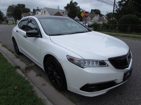 2016 Acura TLX for sale at First Choice Automobile in Uniondale NY