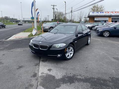 2013 BMW 5 Series for sale at CARMART Of New Castle in New Castle DE