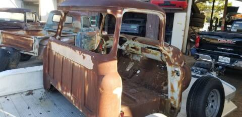 1955 Chevrolet 3100 for sale at COLLECTABLE-CARS LLC in Nacogdoches TX