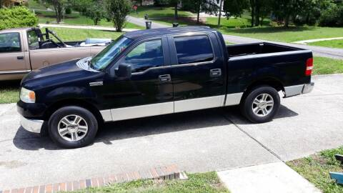 2006 Ford F-150 for sale at Prospect Motors LLC in Adamsville AL
