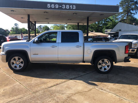 2016 GMC Sierra 1500 for sale at BOB SMITH AUTO SALES in Mineola TX