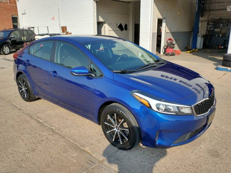 2017 Kia Forte for sale at Apex Auto Sales in Coldwater KS
