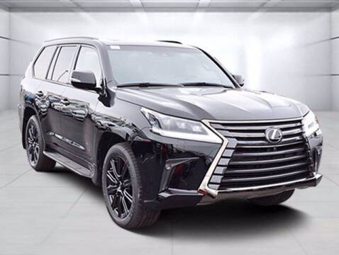 2021 Lexus LX 570 for sale at BOB ROHRMAN FORT WAYNE TOYOTA in Fort Wayne IN