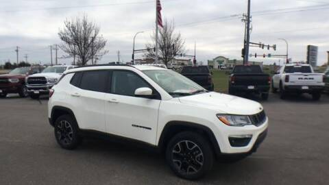 2019 Jeep Compass for sale at Waconia Auto Detail in Waconia MN