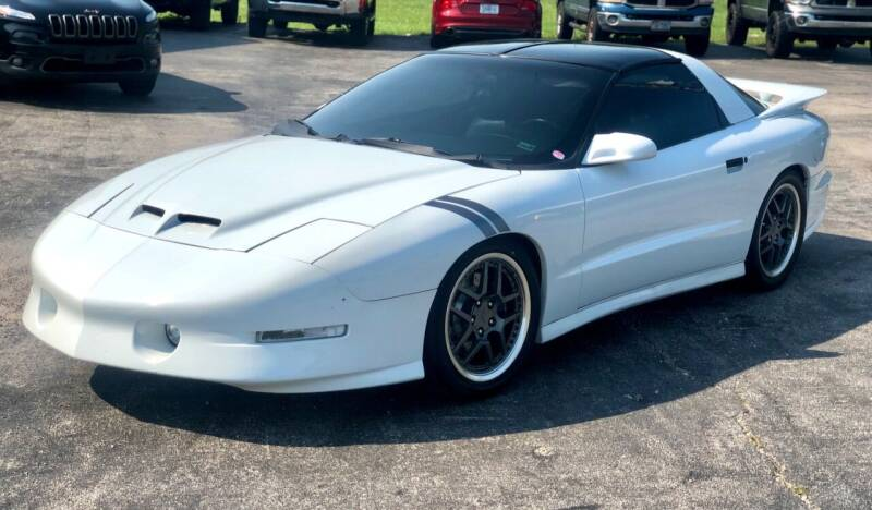 1996 Pontiac Firebird for sale at Torque Motorsports in Rolla MO
