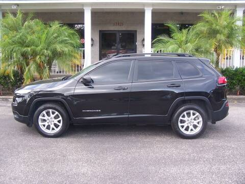 2016 Jeep Cherokee for sale at Thomas Auto Mart Inc in Dade City FL