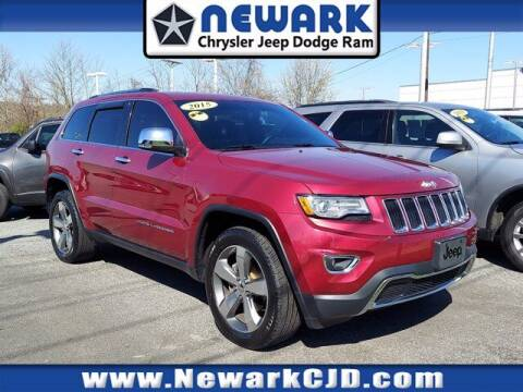 2015 Jeep Grand Cherokee for sale at NEWARK CHRYSLER JEEP DODGE in Newark DE