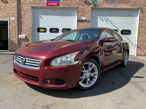 2012 Nissan Maxima for sale at West Haven Auto Sales in West Haven CT