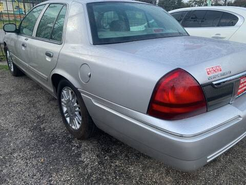 2009 Mercury Grand Marquis for sale at FAIR DEAL AUTO SALES INC in Houston TX