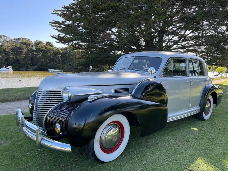1940 Cadillac Sixty Special for sale at Dodi Auto Sales in Monterey CA
