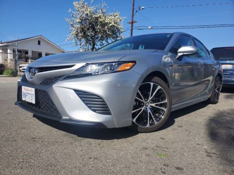 2019 Toyota Camry for sale at GENERATION 1 MOTORSPORTS #1 in Los Angeles CA