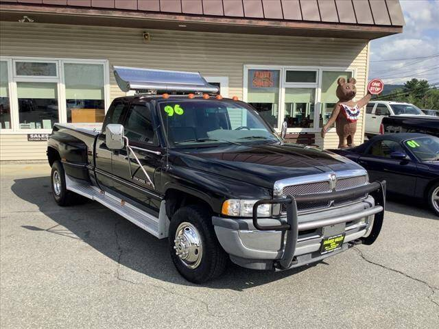 1996 Dodge Ram Pickup 3500 for sale at SHAKER VALLEY AUTO SALES in Enfield NH