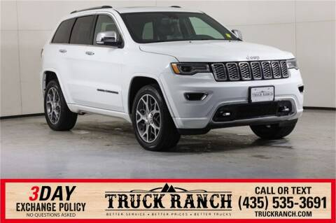 2020 Jeep Grand Cherokee for sale at Truck Ranch in American Fork UT