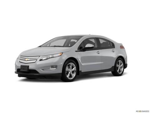 2012 Chevrolet Volt for sale at SULLIVAN MOTOR COMPANY INC. in Mesa AZ