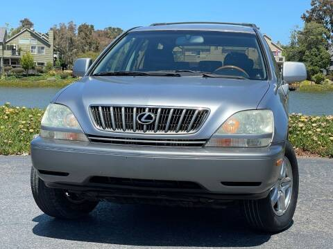 2002 Lexus RX 300 for sale at Continental Car Sales in San Mateo CA