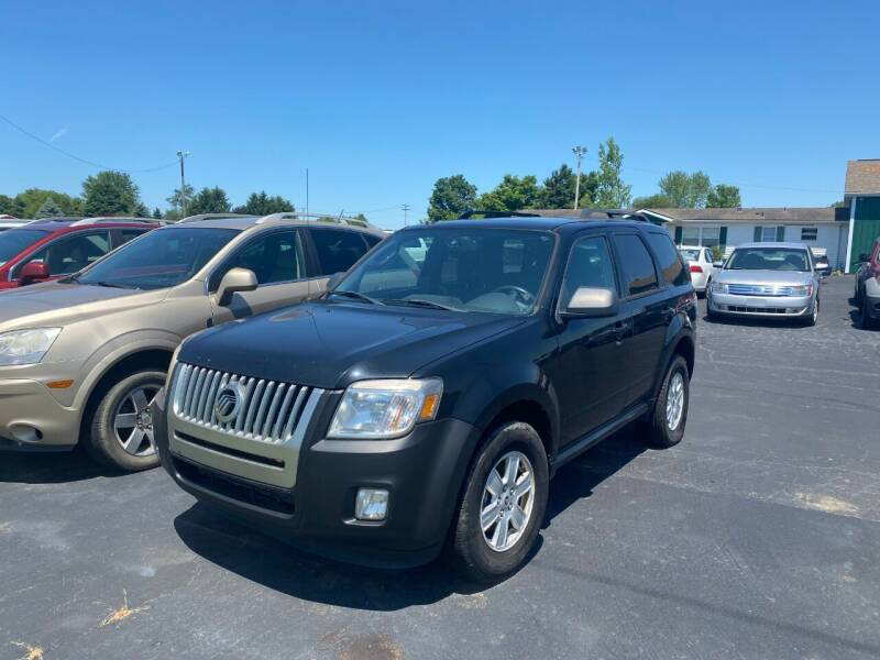 2010 Mercury Mariner for sale at Pine Auto Sales in Paw Paw MI