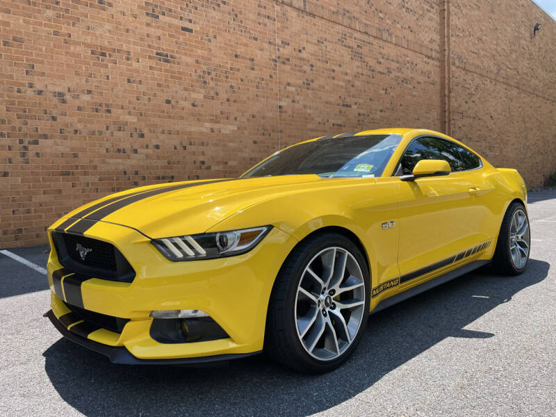 2015 Ford Mustang for sale at Vantage Auto Wholesale in Moonachie NJ