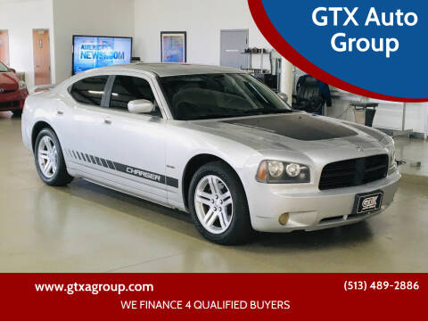 2006 Dodge Charger for sale at GTX Auto Group in West Chester OH